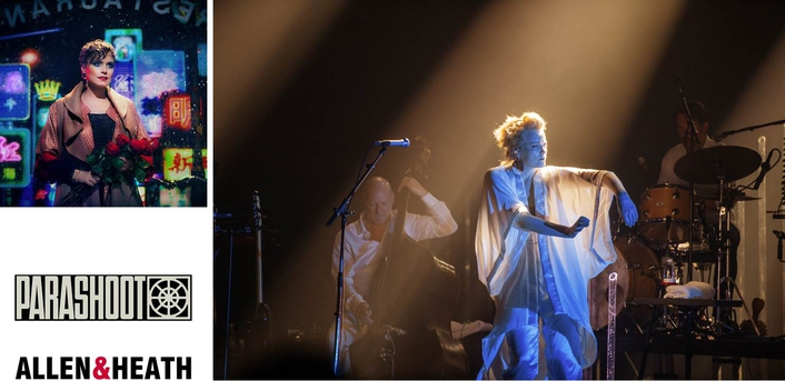 ANE BRUN COMPLETES TOUR WITH DLIVE