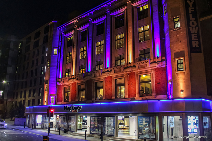 Anolis Lighting Scheme for  Southampton Mayflower Theatre
