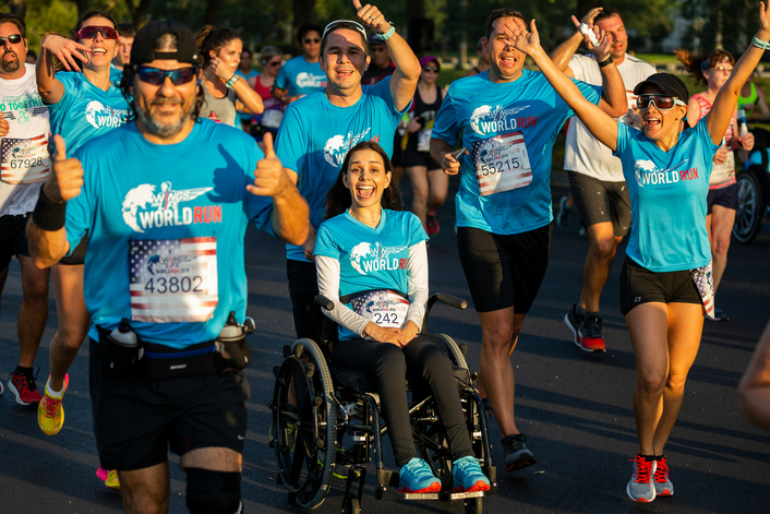 """""""Catch me if you can"""": Wings for Life World Run registration opens November 13!"""