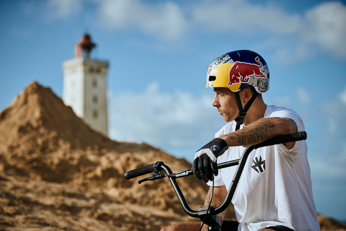 BMX star travels to bike-mad country to perform mega two-wheeled tricks.