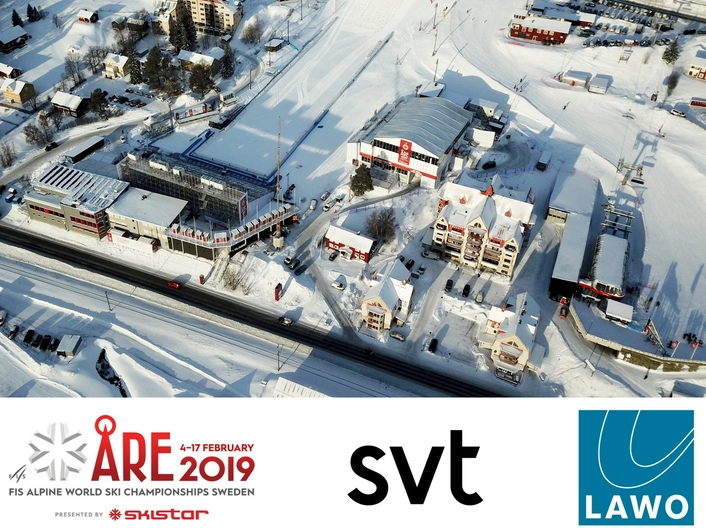 Lawo mc²96 & AoIP Adds High-Fidelity Broadcast Audio To Downhill Skiing At FIS Alpine World Championships