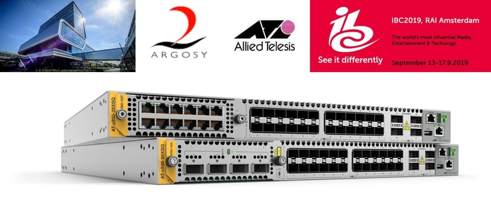 Argosy Announces Intelligent Switching Partnership with Allied Telesis