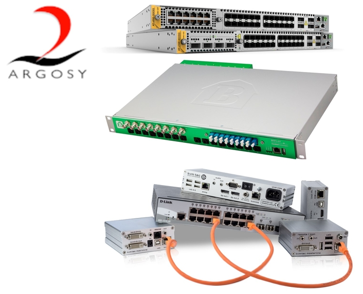 Argosy brings End-to-End Signal Distribution & Intelligent Networking to BVE 2019
