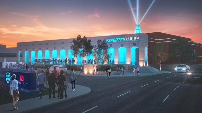 Canon U.S.A. Selected By City Of Arlington To Outfit Largest Esports Stadium In United States