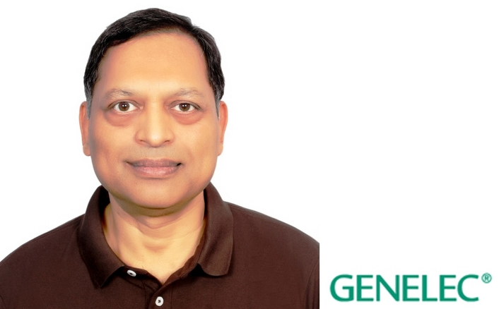 Arun Kumar to spearhead Genelec growth in Asia and Middle East