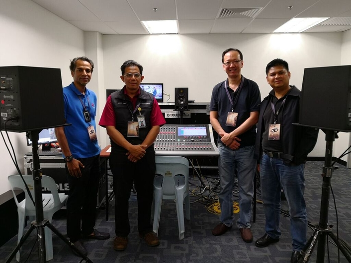 Malaysia's TV3 Uses Jünger Audio Processing To Deliver A Successful Live Digital Television Trial