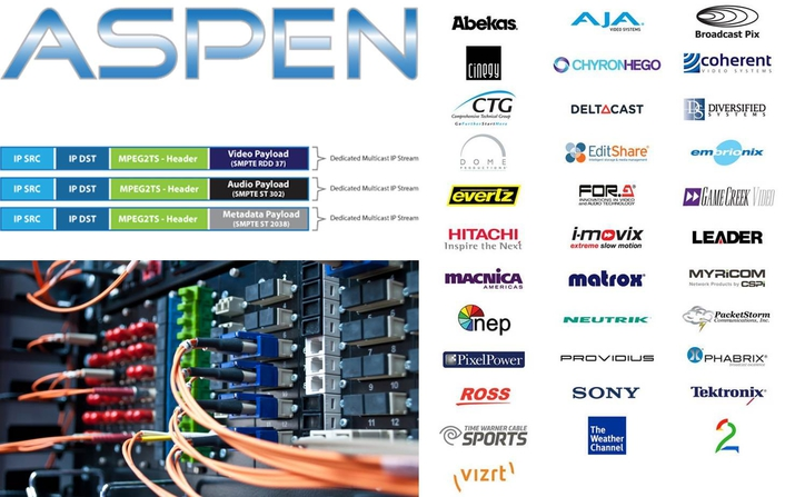 EditShare Joins the ASPEN Community to support the ASPEN Protocol for IP Networks