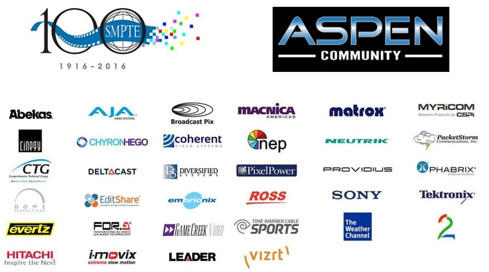 SMPTE® Publishes ASPEN