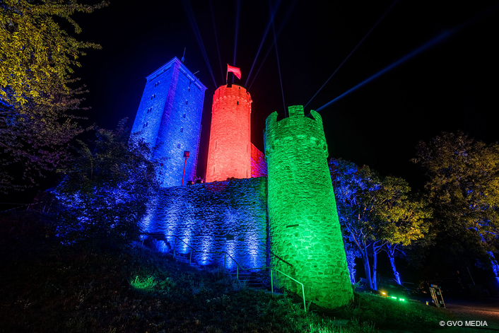 Astera Adds Magic to  Bergstrasse Lights Project
