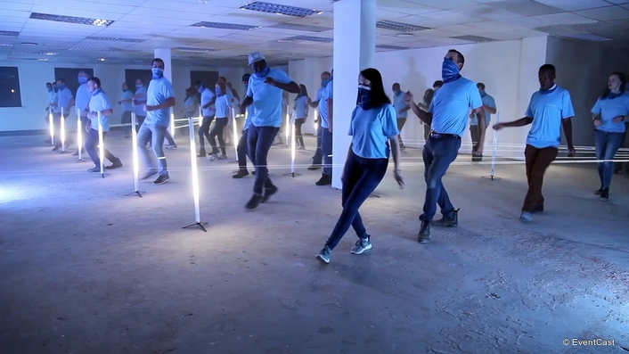 Astera Enjoys the Jerusalema Dance Challenge