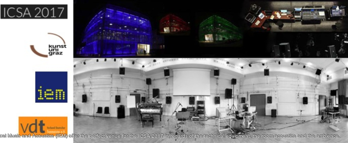 Conference on Spatial Recording and Playback Technologies, and 3D Audio