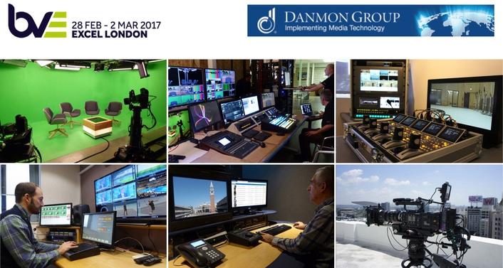 ATG Danmon BVE2017 Preview