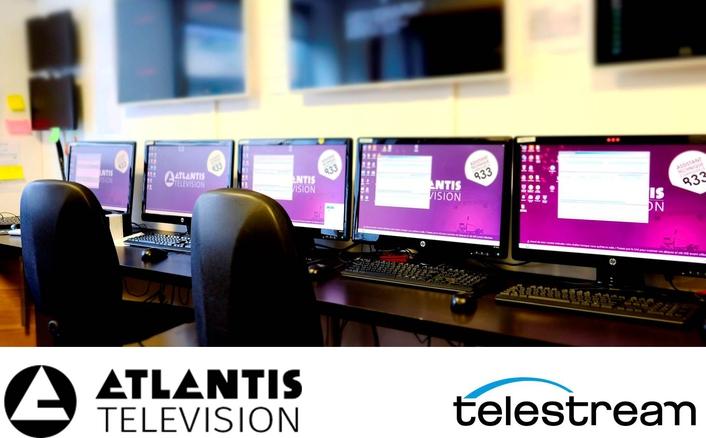 Atlantis Television Maximizes Productivity Placing Telestream Vantage at its Heart