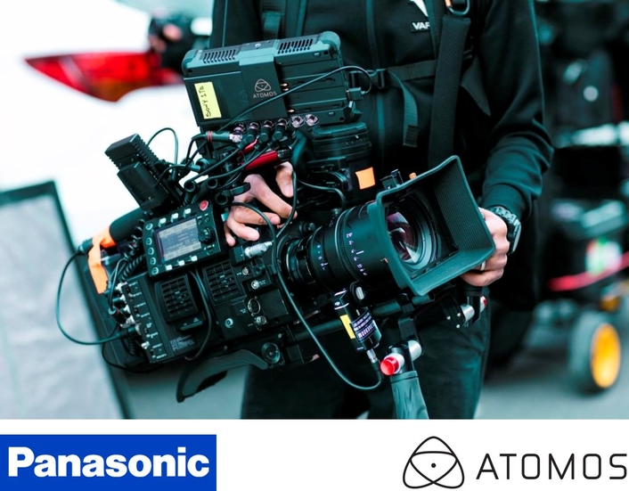 Raw and high-speed support for Panasonic Varicam LT