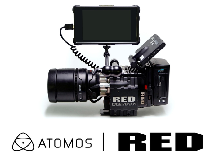 Atomos and RED are pleased to announce a royalty-based licence agreement