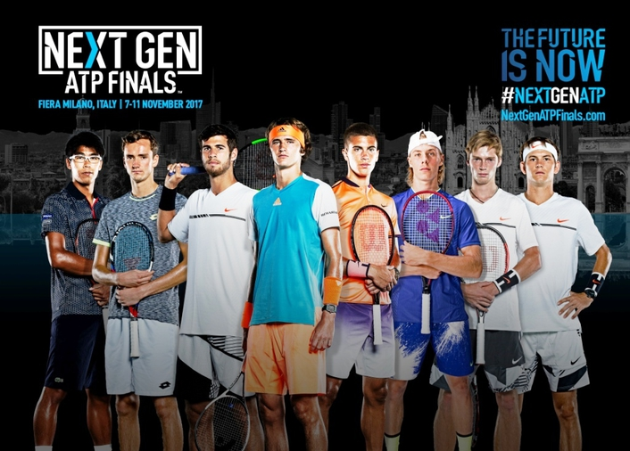 ATP AND ATP MEDIA PARTNER WITH AMAZON PRIME VIDEO TO DELIVER GLOBAL COVERAGE OF THE NEXT GEN ATP FINALS