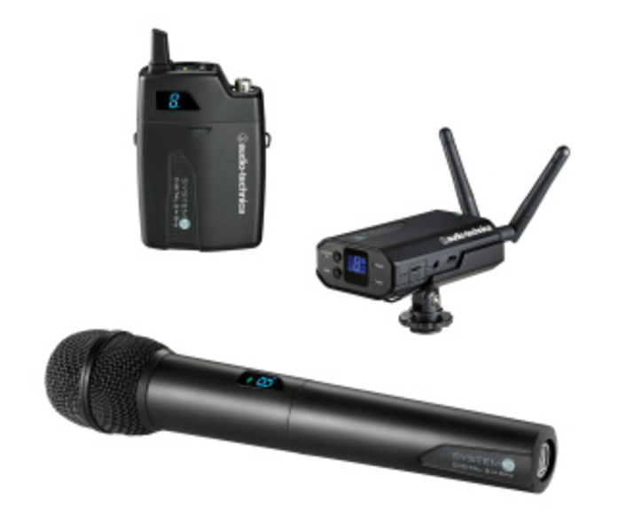 Audio-Technica's System 10 Camera-Mount High-Fidelity Digital Wireless System Chosen by Location Sound Mixer Noel Dannemiller