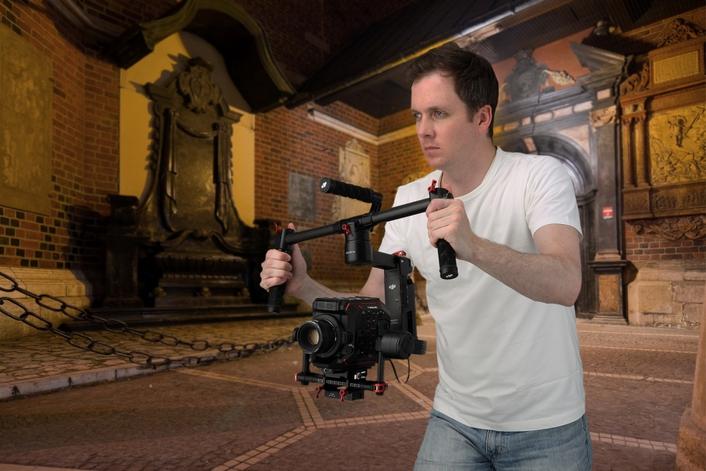AU-EVA1 Cinema Compact Camera for Cinematic Moments