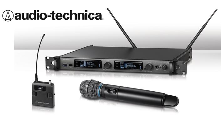 Audio-Technica Unveils Third-Generation 5000 Series Wireless