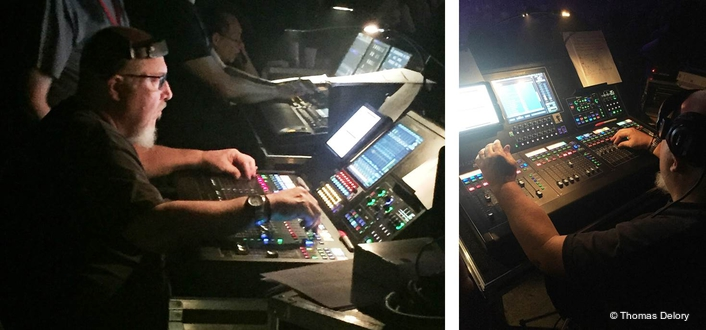 FOH Engineer M Guiot