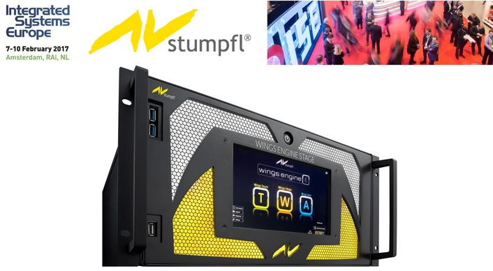 AV Stumpfl to present 8K media server systems and new projection screens