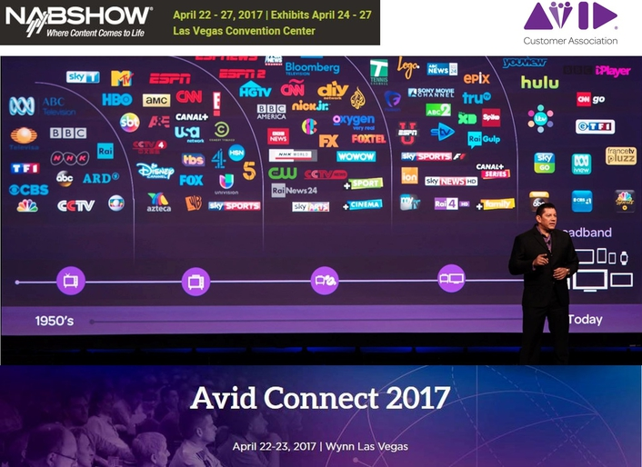 Media Leaders to Redefine the Future of the Industry at Avid Connect