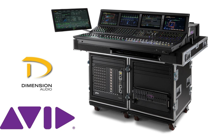 Dimension Audio Bolsters Live Sound Offering With Avid VENUE | S6L
