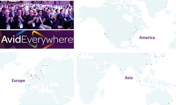 Avid Aligns Global Footprint to Strengthen Innovation and Accelerate Customer Success
