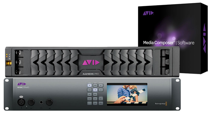 Avid Delivers the Industry's First and Only Software-defined Storage Platform: Avid NEXIS is Now Available