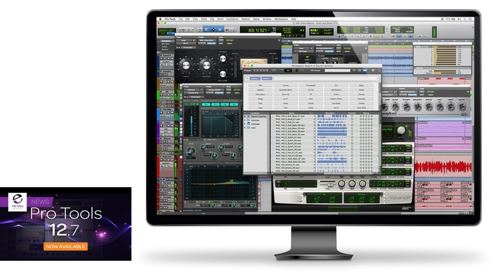 Avid Launches Music Creation and Cloud-enabled Collaboration Innovations for Pro Tools