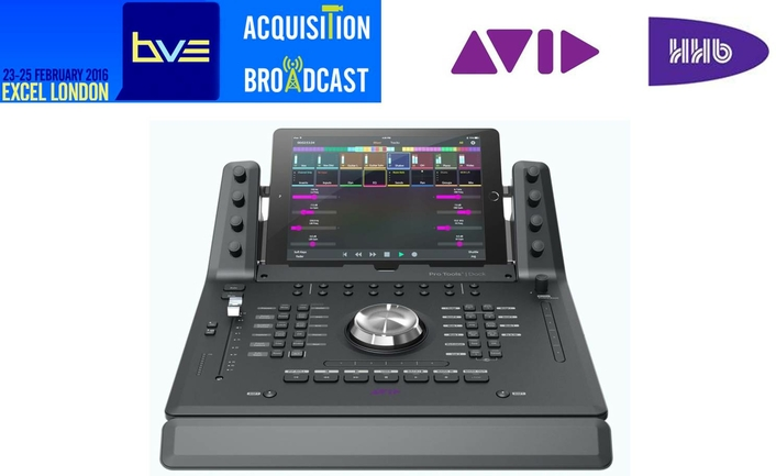 Pro Tools Dock makes its UK show debut at BVE2016