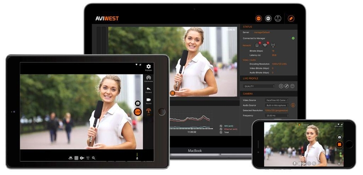 By Increasing Its AVIWEST Transmitter Fleet, the Danish Broadcaster Transmitted Live Election Footage With Greater Efficiency and Simplicity