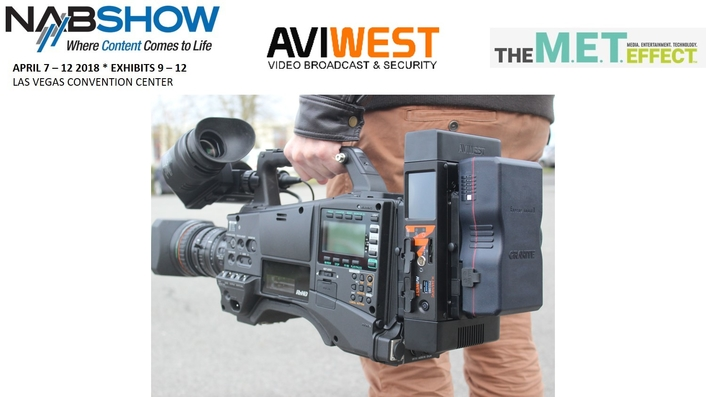 AVIWEST Unveils New PRO3 Series HEVC Advance Video Uplink System for Live Remote Production