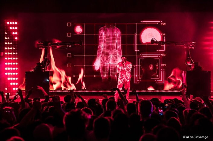 A$AP Ferg's tour is an HD and FX spectacular with Avolites Ai