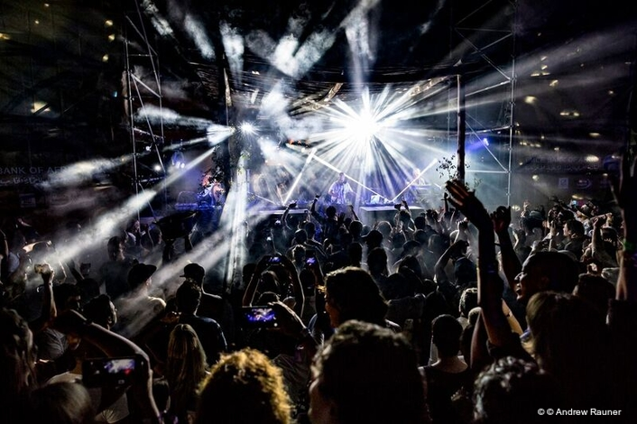 Avolites adds the Tiger Touch to Morocco's Oasis Festival 2017