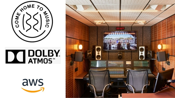 Spiritland Productions Livestreams Dynamic Sonic Concerts with AWS and Dolby Technology