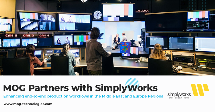 MOG announces exciting partnership with SimplyWorks