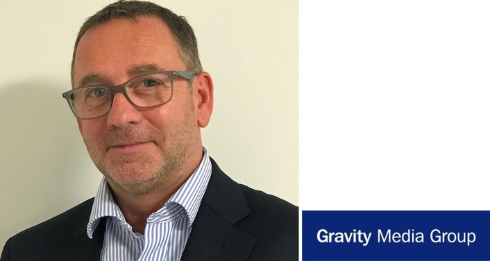 Barry Revels appointed Business Development Director at Gravity Media Group