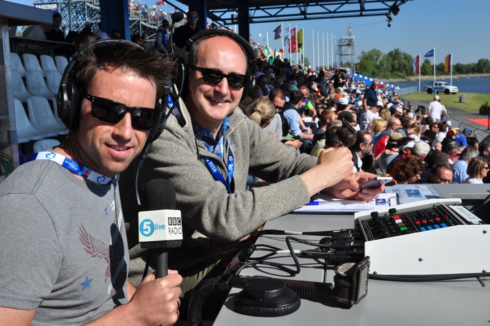 rbb/ARD was Host Broadcaster for the 2016 European Rowing Championships
