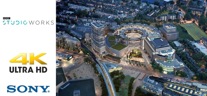 BBC Studioworks future-proofs Television Centre with investment in Sony 4K over IP