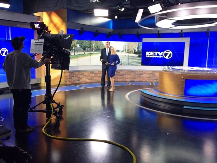 Hearst Station KETV in Omaha Partners With BeckTV and Evertz for New Broadcast Facility in Historic Rail Station