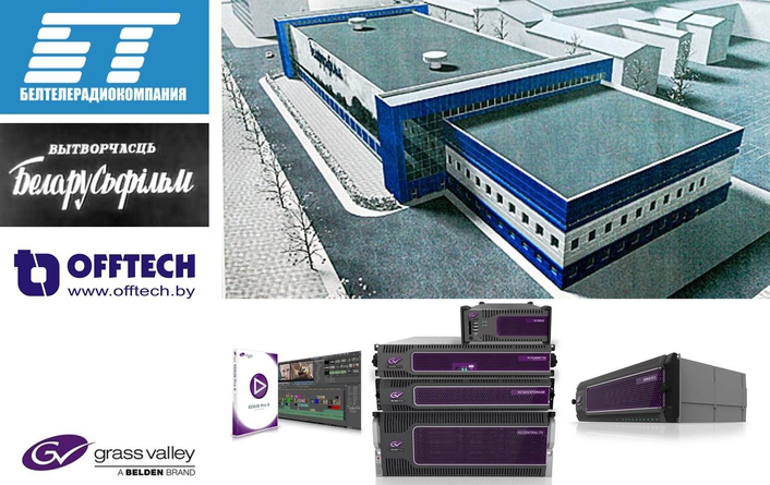 Bel TV Selects Grass Valley Solutions to Enhance Production in Belarus National Studios