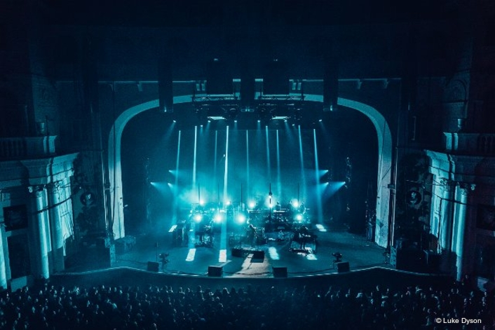 Ben Howard Moves Into Immersive Sound With L Isa Live Production Tv Heinlein, after his mother's death he was a vagabond and then found by terry bogard who adopted him as a father figure and legal tutor. live production