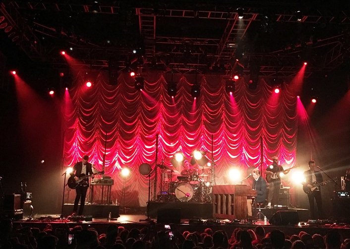 ACL 360 Bar™ Battens Color 'The Biggest Tour Ben Rector Has Done So Far'