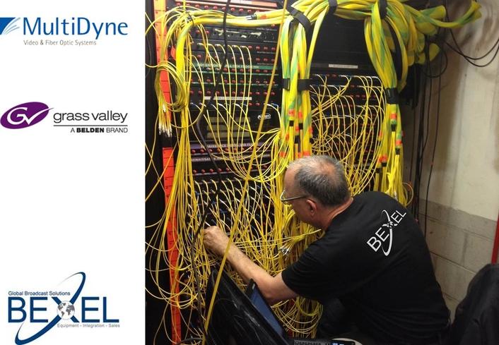 Bexel Global Expands Fiber Capabilities to Meet Increased Demand
