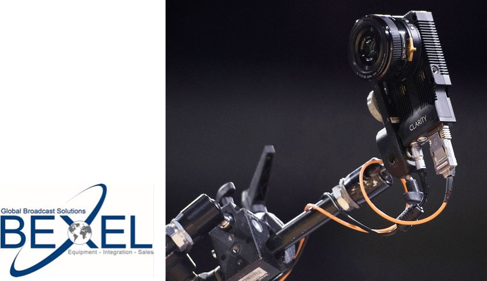Bexel Introduces Clarity 800 Camera for Live Production