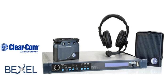 Bexel Expands FreeSpeak II™ Wireless Intercom Capabilities for Rental Customers