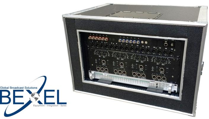 Bexel Introduces New Fiber Mini Booth Kits