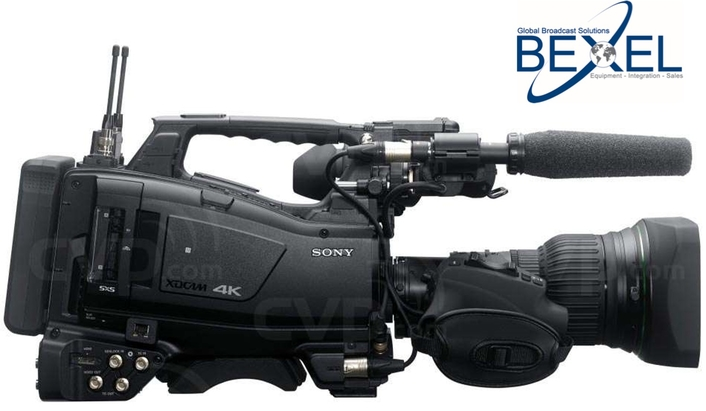 Bexel Adds Sony PXW-Z450 4K Camcorders to Inventory