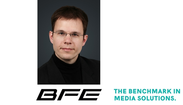 Hartmut Opfermann is New Head of Broadcast IT at BFE